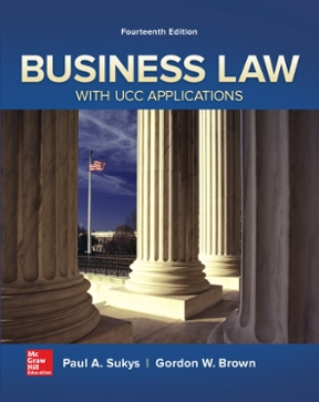 Business law with ucc applications 14th edition rent 9780077733735 business law with ucc applications 14th edition fandeluxe Image collections
