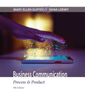 Business communication process product 9th edition rent business communication 9th edition 9781305957961 1305957962 fandeluxe Images