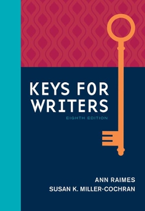 Keys for writers 8th edition rent 9781305956759 chegg keys for writers 8th edition fandeluxe Images