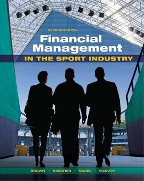 Managing sport facilities 2nd edition foundations sport management 3rd edition array financial management in the sport industry 2nd edition rent rh fandeluxe Images