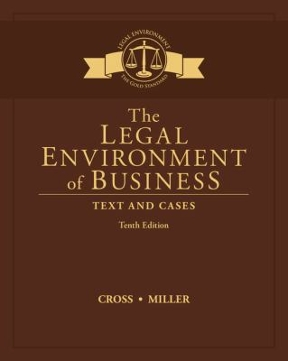 The legal environment of business text and cases 10th edition the legal environment of business 10th edition 9781305967304 1305967305 fandeluxe Image collections