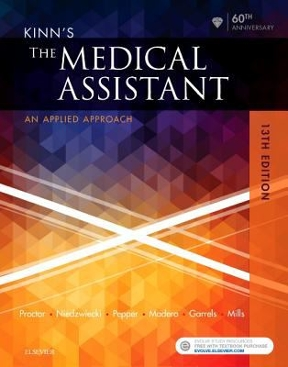 Kinns the medical assistant an applied learning approach 13th an applied learning approach fandeluxe Image collections