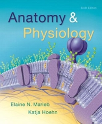 Anatomy and Physiology (6th) edition 9780134156415 0134156412