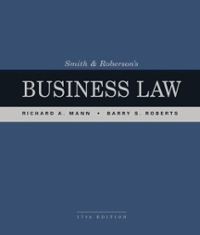 Textbook rental rent business law textbooks from chegg smith and robersons business law 17th edition 9781337094757 1337094757 fandeluxe Choice Image