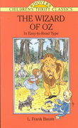 The Wizard of Oz (Abridged) (Dover Children's Thrift Classics)