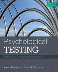 Textbook rental testing and measurement online textbooks from psychological testing 9th edition 9781337098137 1337098132 fandeluxe Image collections
