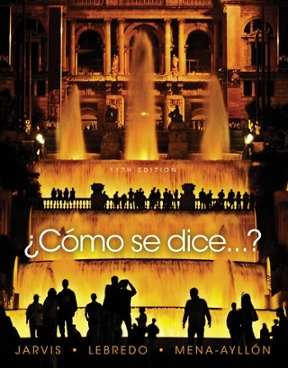 Como se dice student text 11th edition rent 9781337104647 1337104647 fandeluxe Choice Image