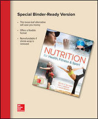 Loose Leaf for Nutrition for Health, Fitness and Sport 11th edition 9781259327230 125932723X