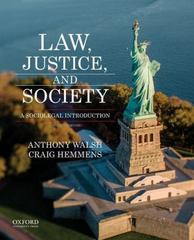 Law justice and society a sociolegal introduction 4th edition law justice and society4th fandeluxe Choice Image