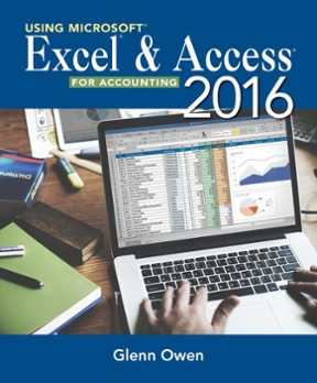 Using microsoft excel and access 2016 for accounting 5th edition using microsoft excel and access 2016 for accounting 5th edition 9781337109048 1337109045 fandeluxe Images