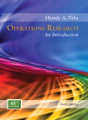 Operations research an introduction 10th edition rent operations research 10th edition 9780134444017 0134444019 fandeluxe Images