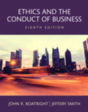 Ethics and the conduct of business books a la carte 8th edition ethics and the conduct of business books a la carte 8th edition fandeluxe Gallery