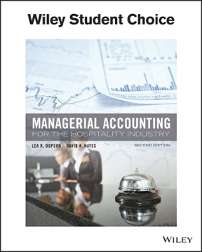 Managerial accounting for the hospitality industry 2nd edition managerial accounting for the hospitality industry 2nd edition fandeluxe Images