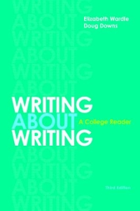 writing about writing 3rd edition ebook