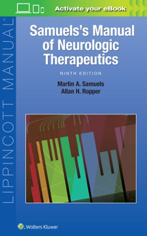 Samuelss manual of neurologic therapeutics 9th edition rent samuelss manual of neurologic therapeutics 9th edition fandeluxe Gallery
