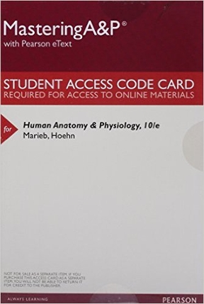 Human Anatomy & Physiology; Mastering A&P with Pearson eText ...
