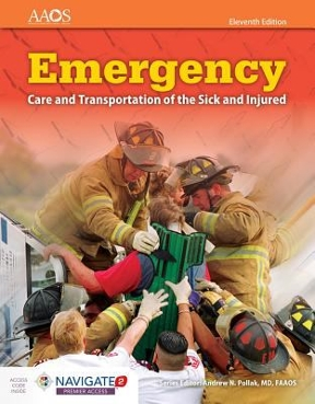 Emergency care and transportation of the sick and injured 11th emergency care and transportation of the sick and injured 11th edition fandeluxe Gallery