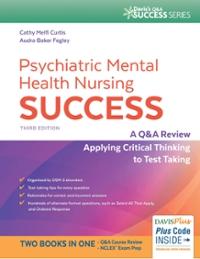 Psychiatric Mental Health Nursing Success : A Q&