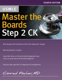 Master the Boards USMLE Step 2 CK 4th edition | Rent
