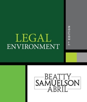 Legal environment 7th edition rent 9781337671408 chegg legal environment 7th edition 9781337671408 1337671401 fandeluxe Gallery