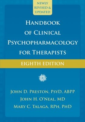 handbook of clinical psychopharmacology for therapists 8th edition pdf