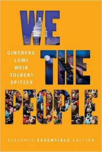Textbook rental rent government textbooks from chegg we the people 11th edition 9780393283648 039328364x fandeluxe Images