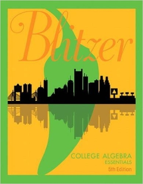College algebra essentials 5th edition rent 9780134469294 chegg college algebra essentials 5th edition 9780134469294 0134469291 fandeluxe Choice Image
