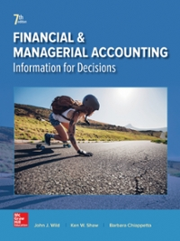 financial accounting seventh edition homework help