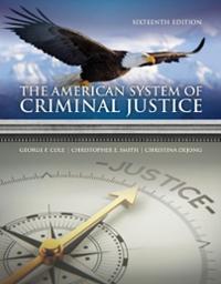 criminal justice in america textbook pdf