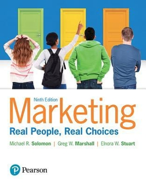 Marketing real people real choices 9th edition rent marketing 9th edition 9780134292663 0134292669 fandeluxe Gallery