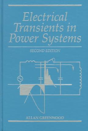 Electrical transients in power systems 2nd edition rent electrical transients in power systems 2nd edition fandeluxe Images