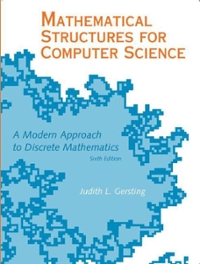 Mathematical Structures for Computer Science (6th) edition 9780716768647 071676864X
