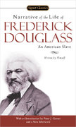 Narrative of the Life of Frederick Douglass 1st Edition 9780451529947 0451529944