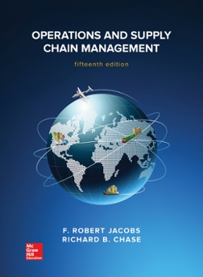 Operations and supply chain management 15th edition rent operations and supply chain management 15th edition fandeluxe Choice Image