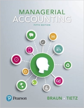 Managerial accounting 5th edition rent 9780134128528 chegg managerial accounting 5th edition 9780134128528 0134128524 view textbook solutions fandeluxe Images