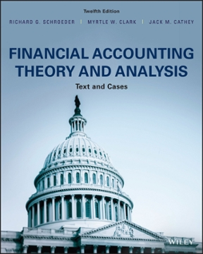 Financial accounting theory and analysis 12th edition rent financial accounting theory and analysis 12th edition 9781119299349 1119299349 fandeluxe Image collections