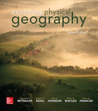 Textbook rental geography online textbooks from chegg ebook online access for exploring physical geography 2nd edition 9781259664281 1259664287 fandeluxe Images