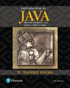 introduction to java programming 11th edition pdf