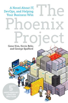 The Phoenix Project by Gene Kim, George Spafford, Kevin Behr