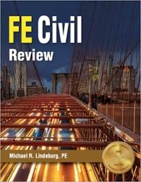 FE Civil Review 1st edition   Rent 9781591265290   Chegg com