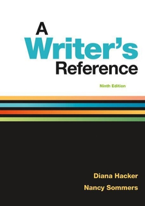 A writers reference 9th edition rent 9781319057442 chegg a writers reference 9th edition fandeluxe Images