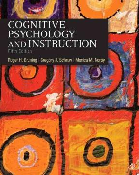 cognitive psychology and instruction 5th edition pdf