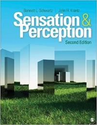 Sensation And Perception Goldstein Ebook