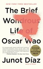 The Brief Wondrous Life of Oscar Wao 1st Edition 9781594483295 1594483299