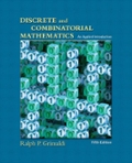 Discrete and Combinatorial Mathematics  An Applied Introduction