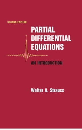 partial differential equations textbook pdf