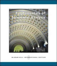 Fundamentals of Structural Analysis 3rd edition 9780071259293 0071259295