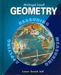 Geometry (10th) edition 9780618250226 0618250220