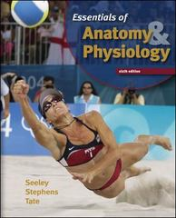 Essentials of Anatomy and Physiology 6th edition 9780072943696 0072943696