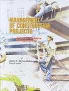 Management of Construction Projects 1st edition 9780130846785 0130846783